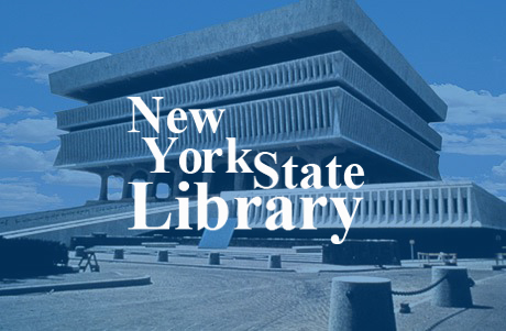 Photo of NYS Library Building