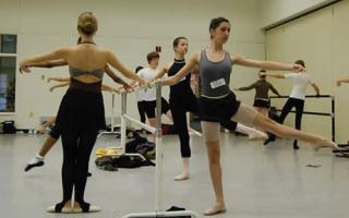 School of Ballet Audition