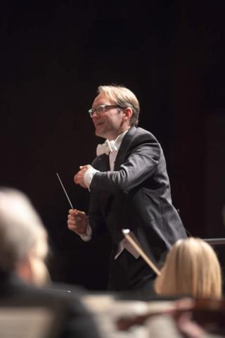 Dr. Bruce Kiesling, Artistic Directory, School of Orchestra